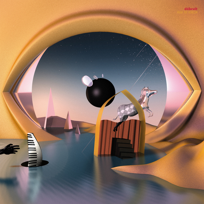 dÉbruit-–-From-The-Horizon-LP