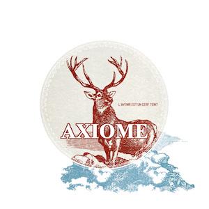 axiome - l'avenir est un cerf teint - ant-zen-act357-x8